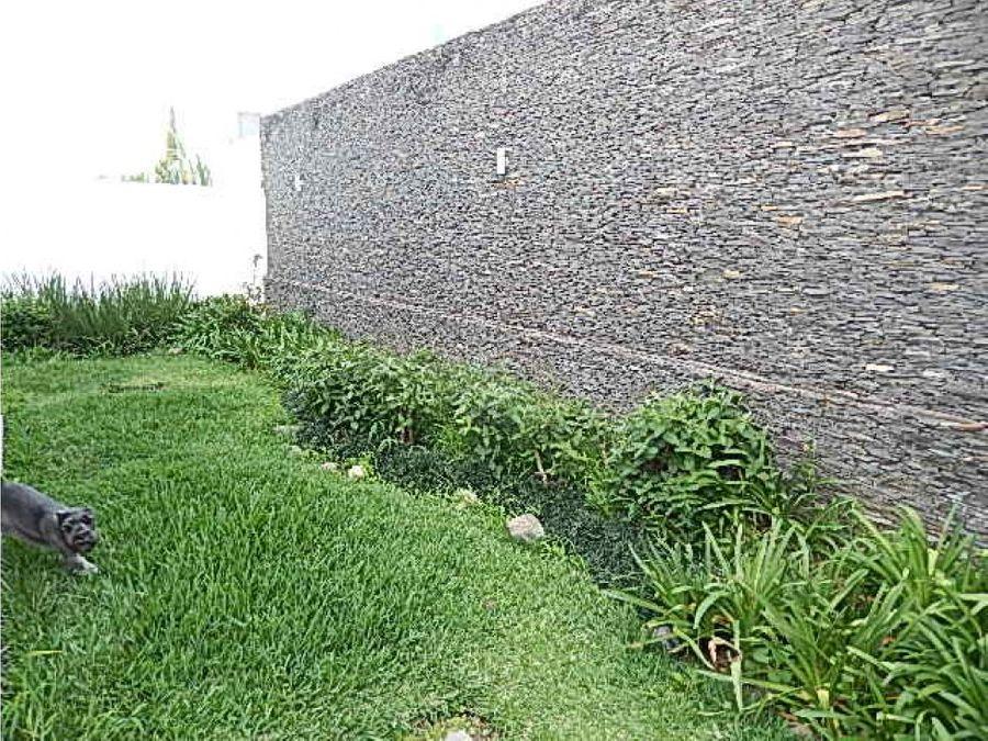 casa en alquiler zona 16 campos de san isidro