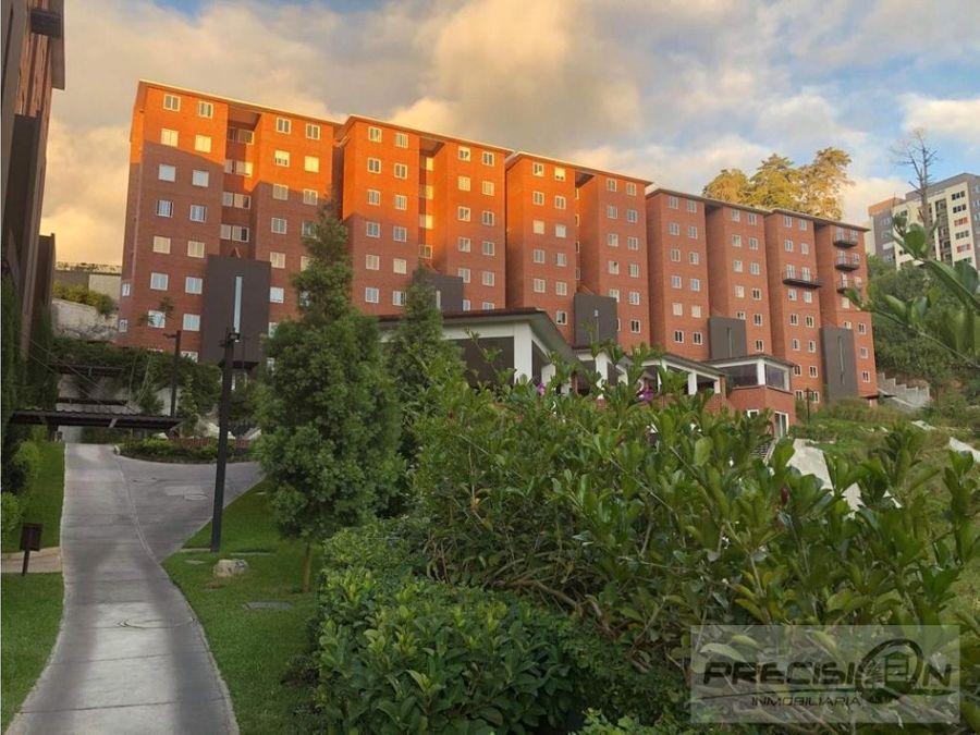 apartamento en venta en zona 16 canada 16