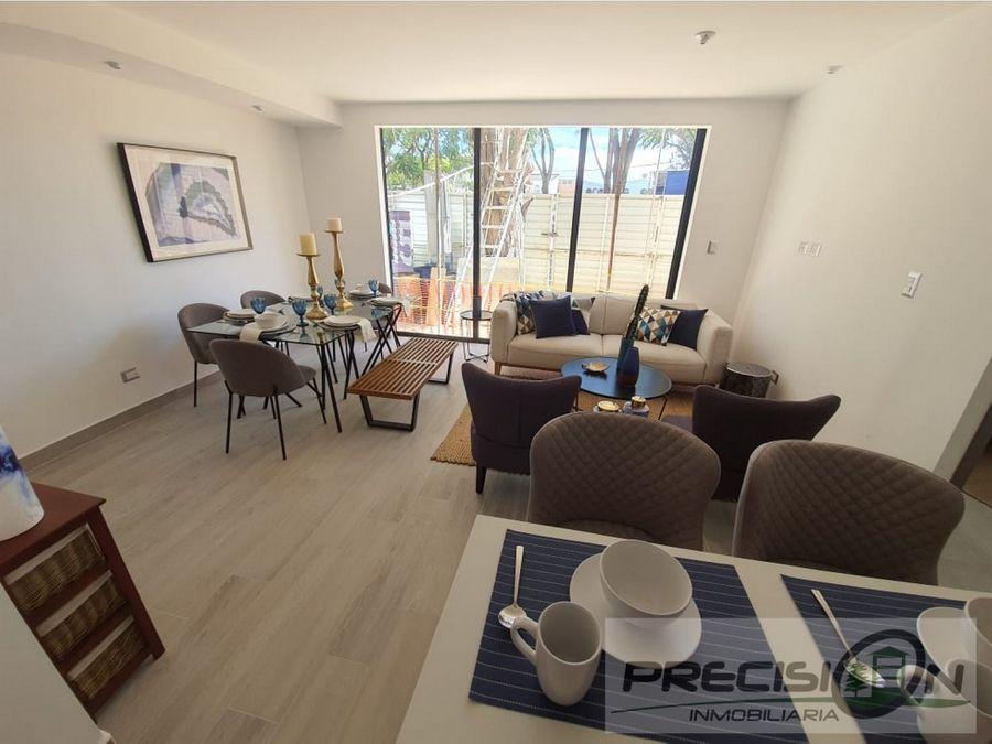 apartamento nuevo con jardin en venta zona 15 epic 15