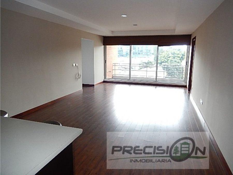apartamento en alquiler zona 10 edificio alandra