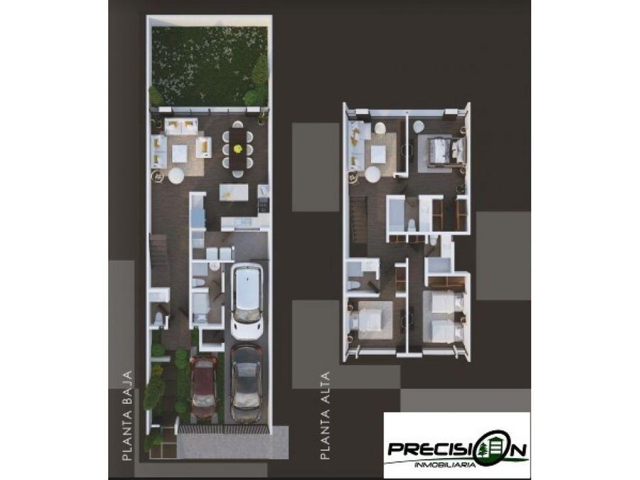 casa nueva en venta zona 15 colonia la isla