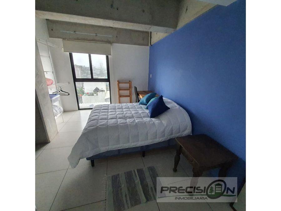 apartamento en alquiler zona 4 edificio rue 3