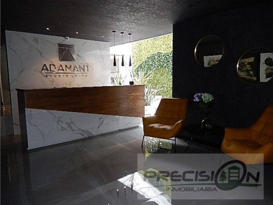 loft amueblado en alquiler zona 15 adamant