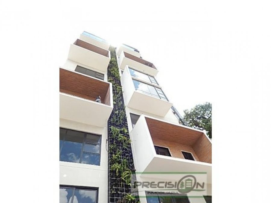 apartamento en venta zona 15 edificio agora 1501