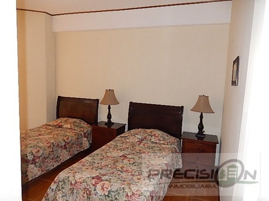 apartamento amueblado en zona 14torre elgin