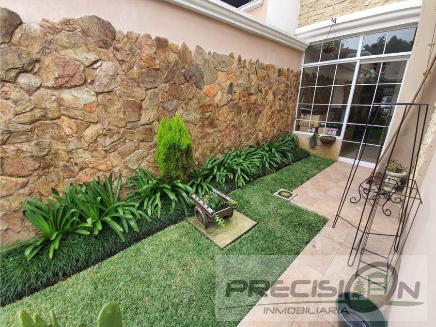 casa en venta km205 carretera a el salvador condominio vila verde 1