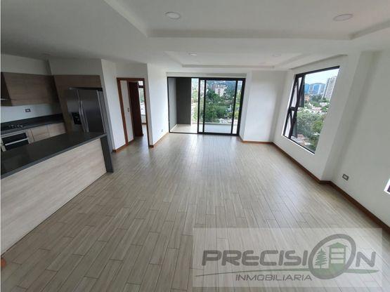 apartamento en alquiler zona 15 edificio eleva