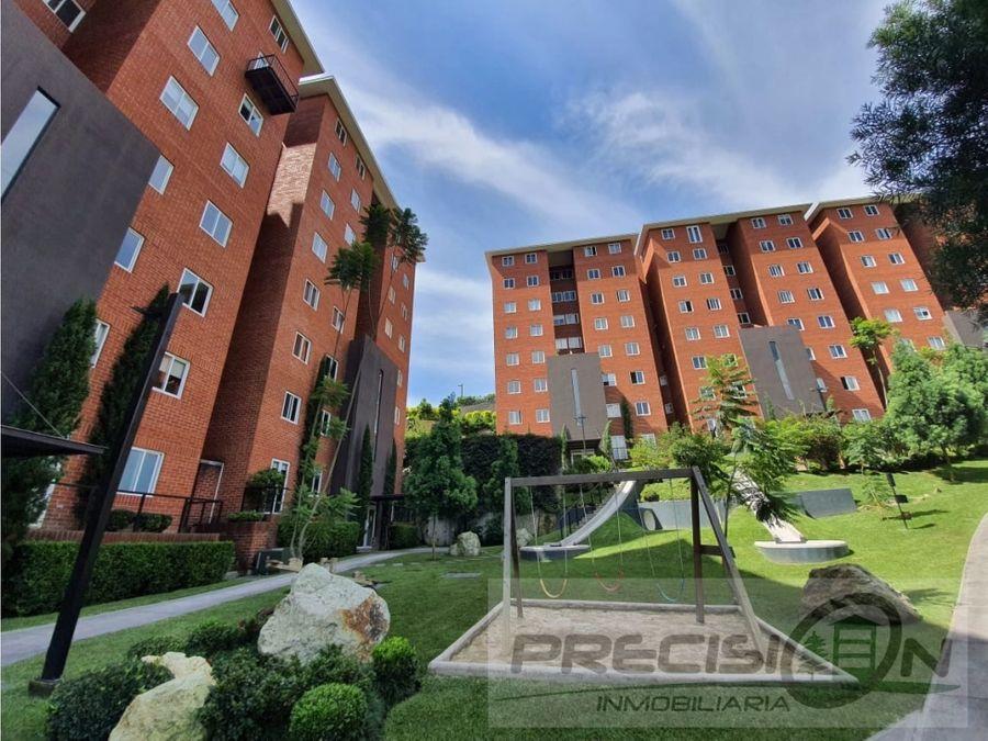 apartamento con jardin en zona 16 canada 16