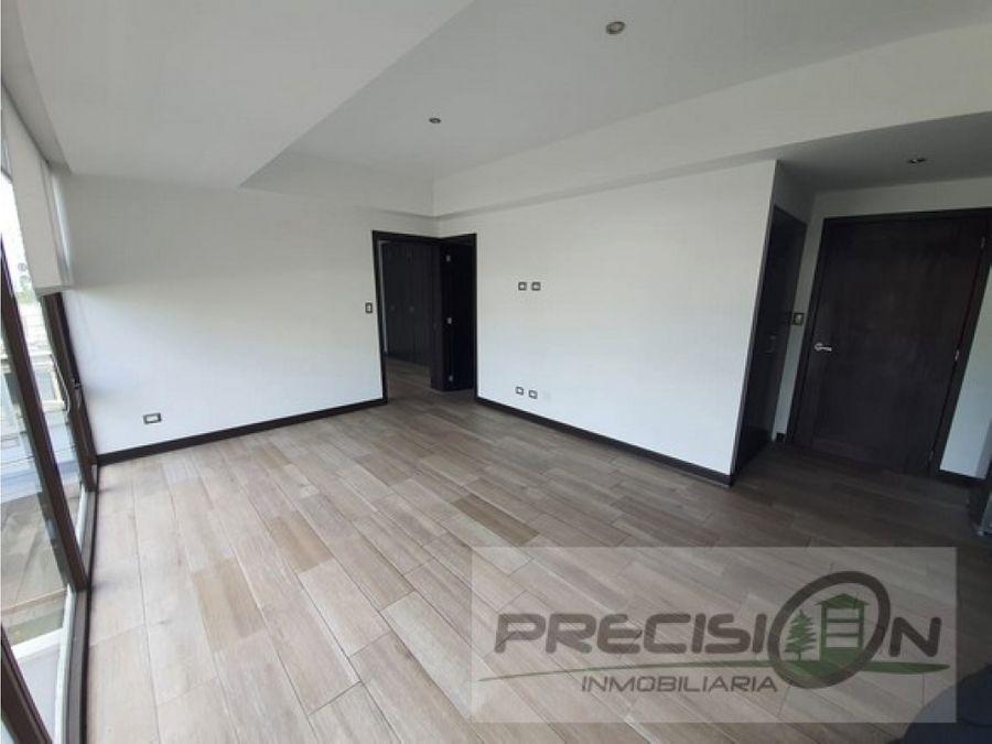 apartamento en venta zona 13 edificio tres15