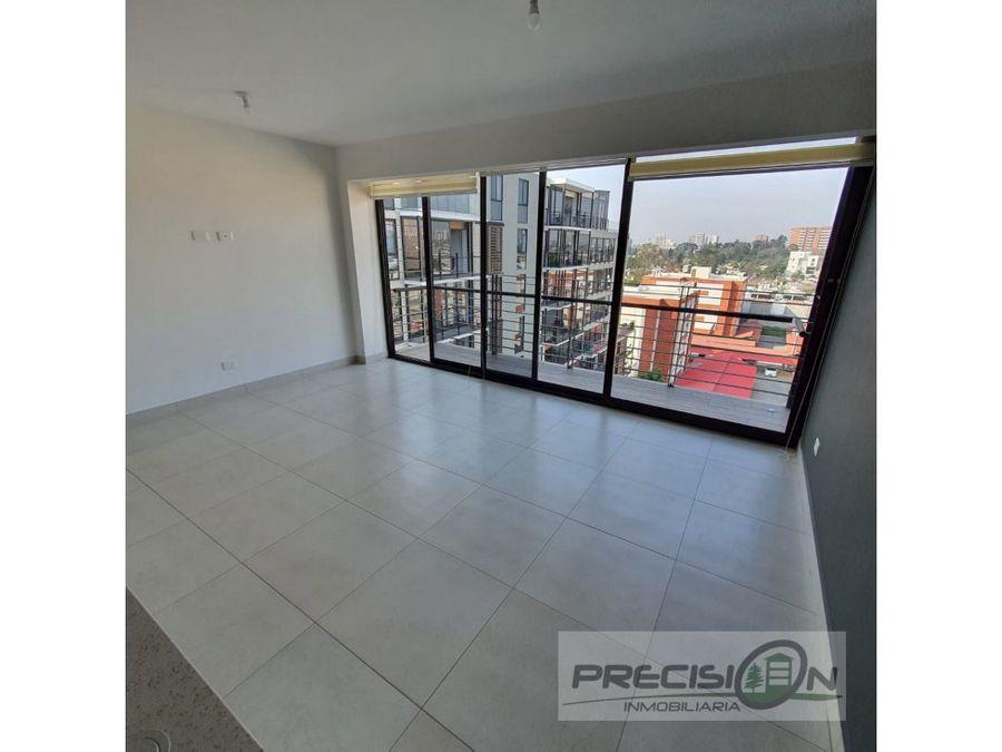 apartamento en alquiler zona 14 edificio be14