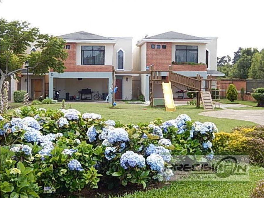 casa en venta villas campestre km 22