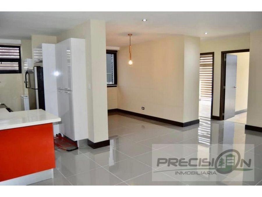 apartamento en alquiler zona 15 edificio menorca