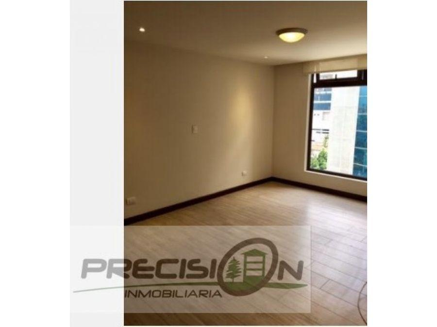 apartamento en alquiler zona 10 edificio veinti4