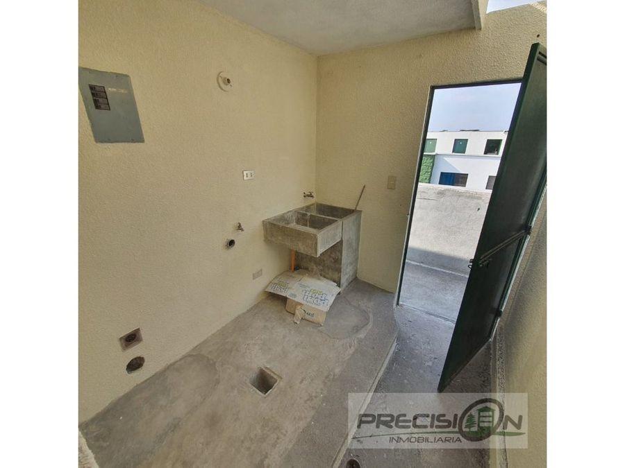apartamento en alquiler zona 16 condominio valles de acatan