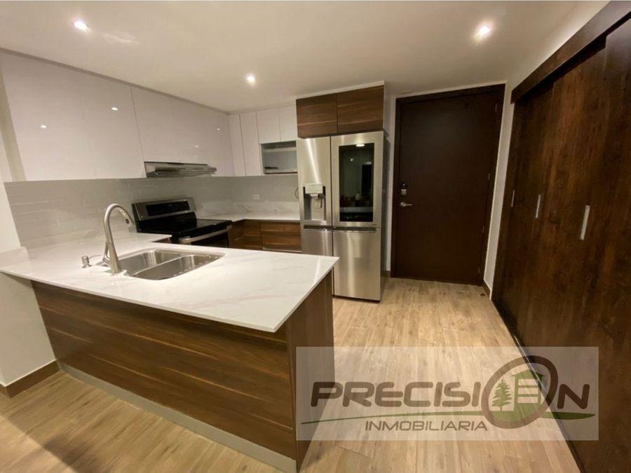 apartamento en venta zona 16 edificio altture kanajuyu