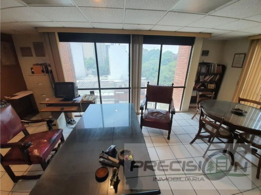 oficina en venta zona 10 edificio paladium