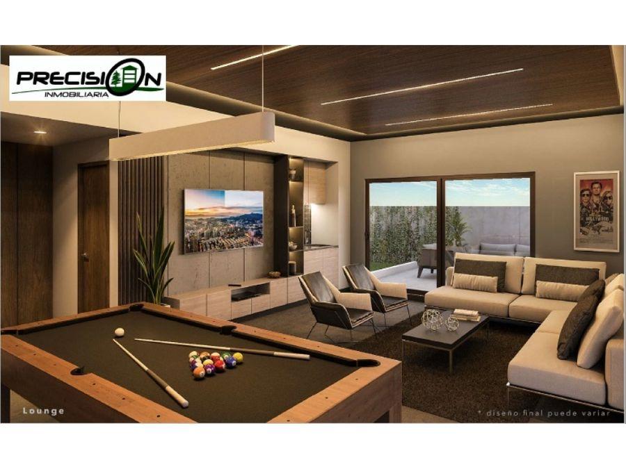 apartamento nuevo en planos zona 15 edificio vitae