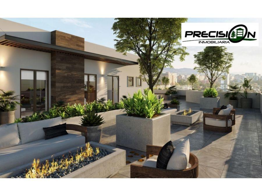apartamento en venta zona 10 habitat ciudad vieja