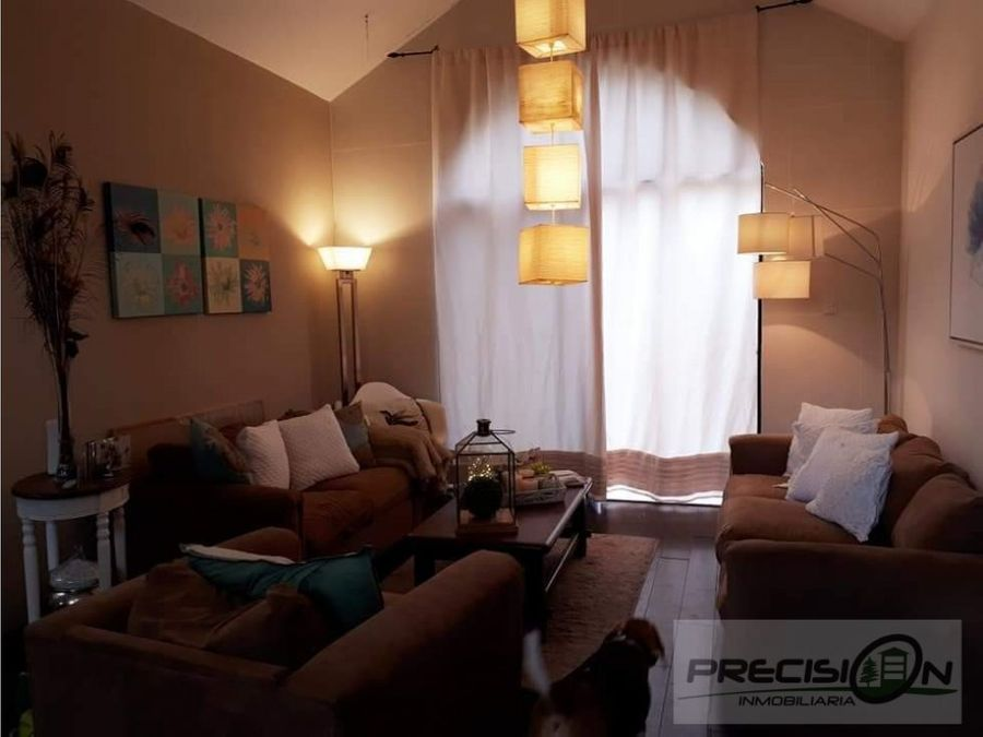 apartamento en alquiler km185 villa cafetto