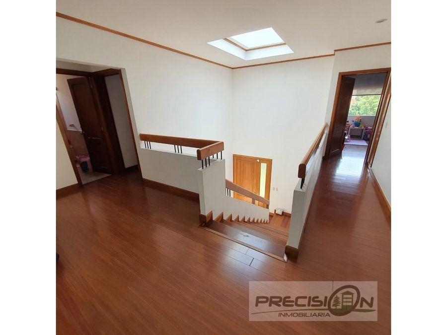casa en alquiler km225 condominio portal del bosque i