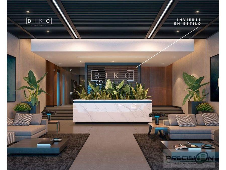 apartamento en planos zona 10 biko apartamentos
