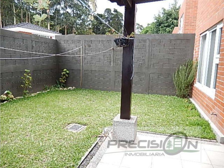 casa en venta en zona 16 ensenada de san isidro