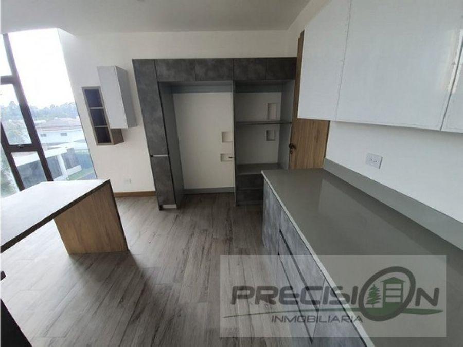 apartamento en venta zona 15 torre nordic
