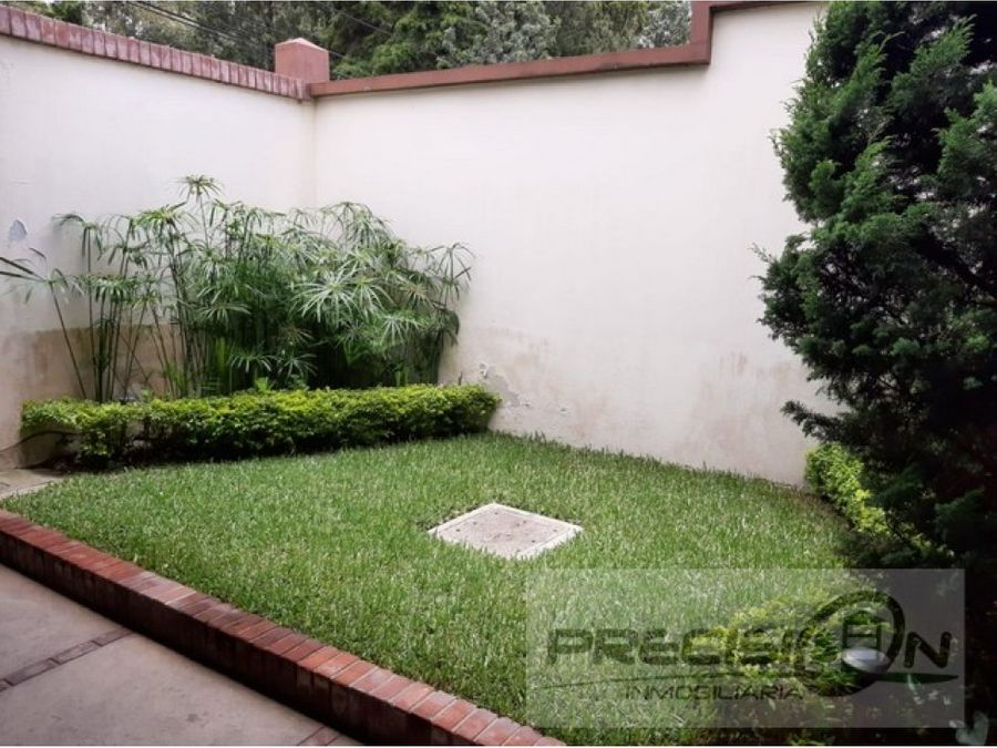 casa en venta zona 16 jardines de san isidro