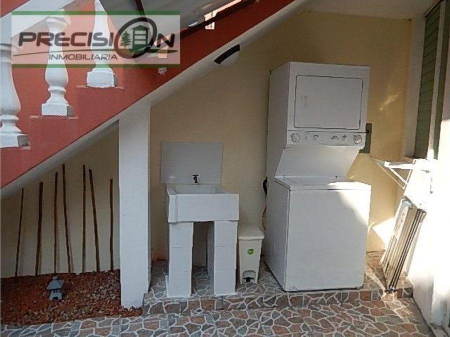 apartamento amueblado en santa teresa zona 16