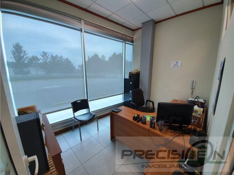 oficina en alquiler km225 edificio plaza portal del bosque