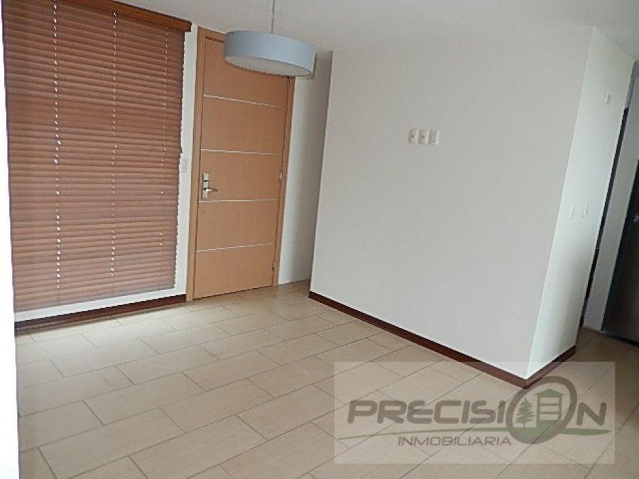 apartamento en alquiler zona 14 edificio condado la villa