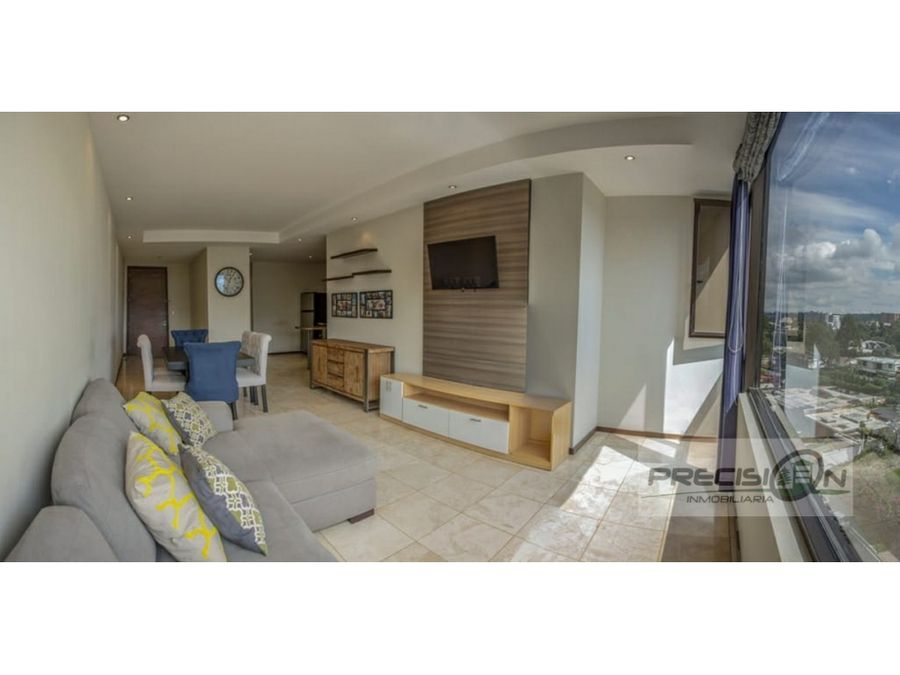 apartamento en venta zona 15 edificio tarragona