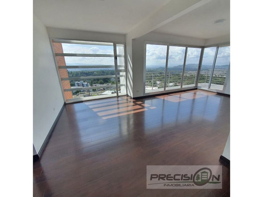 penthouse en venta zona 16 edificio nueva caledonia