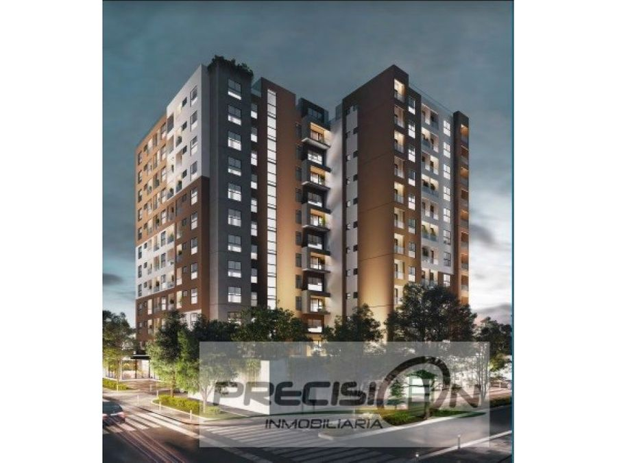 apartamento en venta en planos zona 14 edificio condado catorce