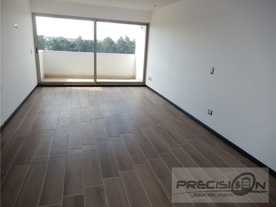 apartamento en alquiler zona 15 edificio bonavita