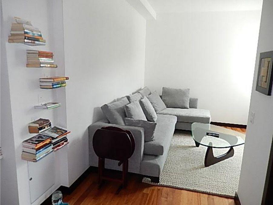apartamento nuevo tipo penthouse en muxbalia