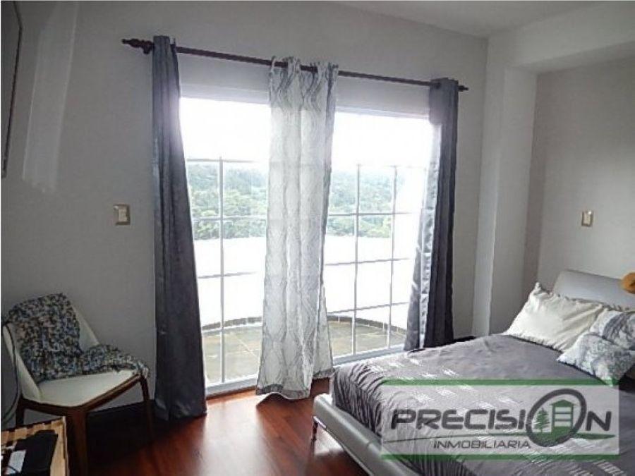 apartamento en venta zona 16 la vista vh4