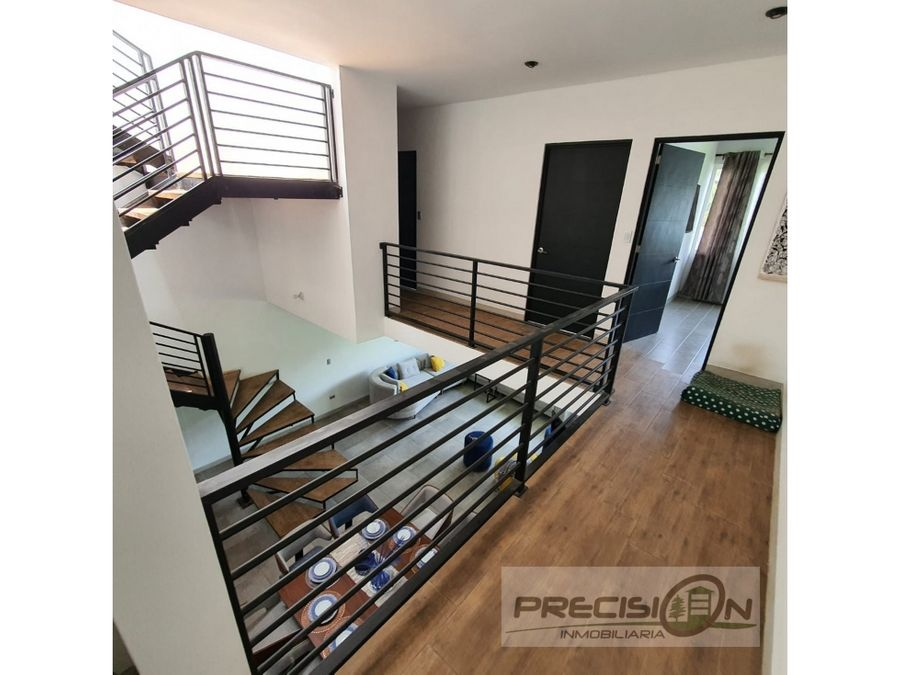casa en venta km185 condominio entre bosques