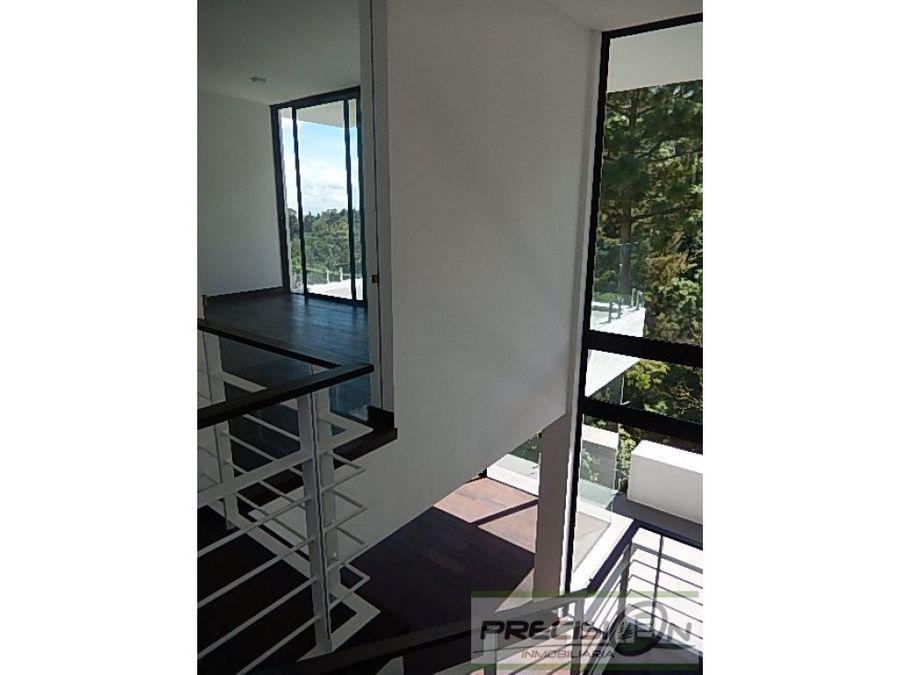 casa en venta zona 16 condominio las cumbres