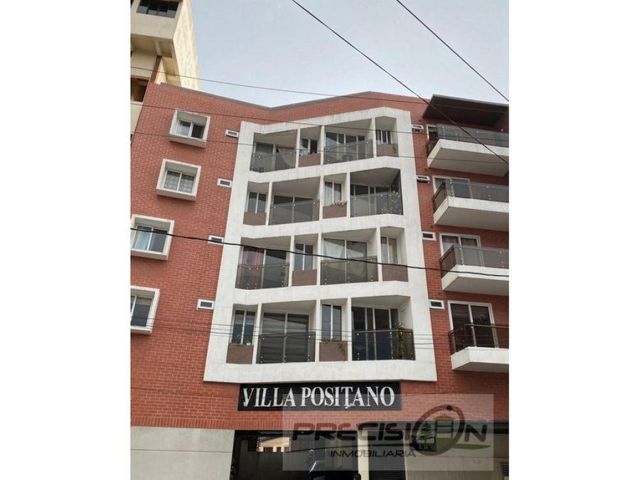 apartamento en venta zona 13 edificio villa positano