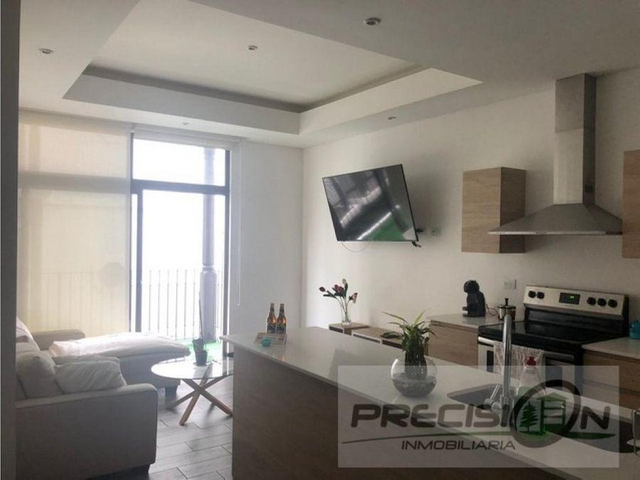 apartamento amueblado en alquiler zona 16 lirios de cayala