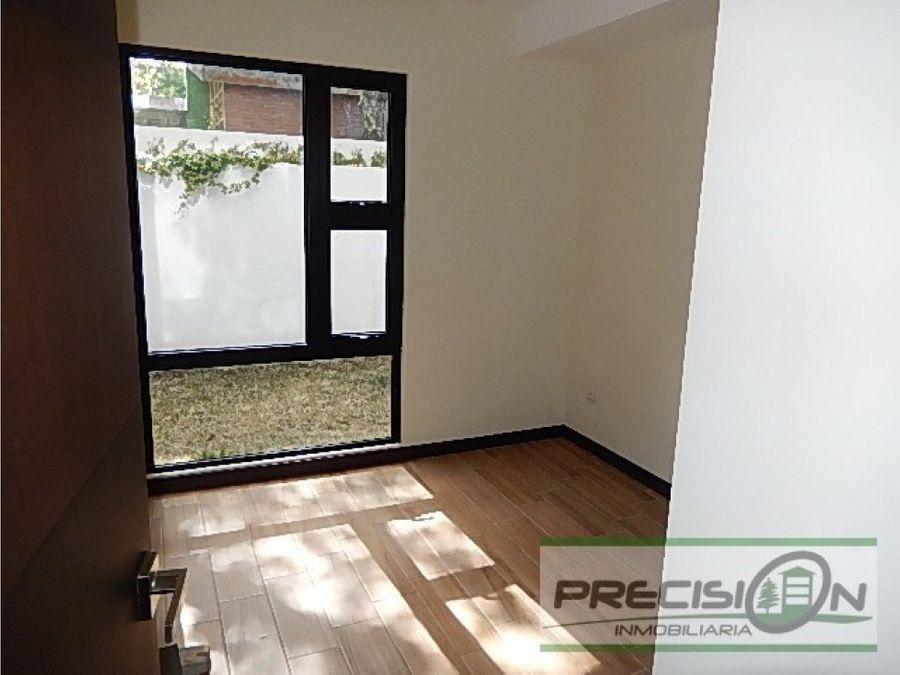 apartamento en alquiler zona 15 edificio agora 1501