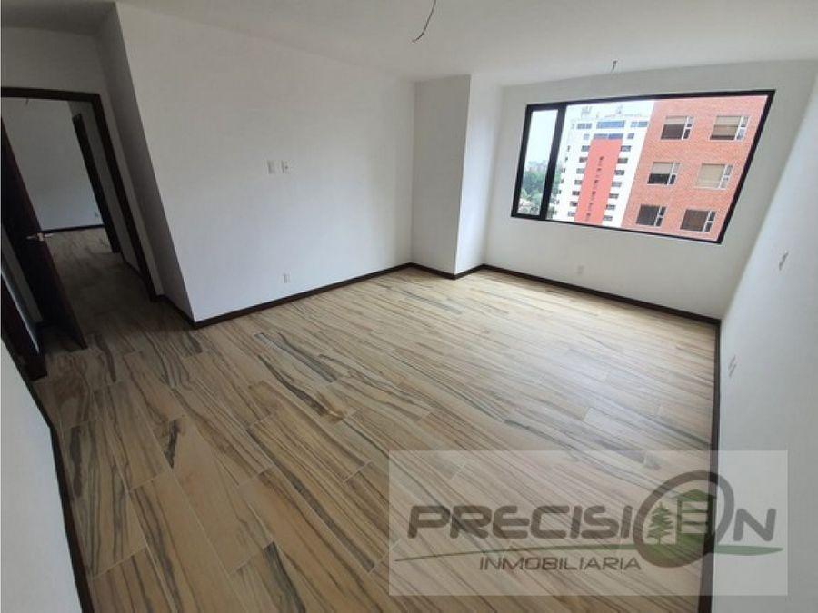 apartamento en venta zona 14 edificio barletta