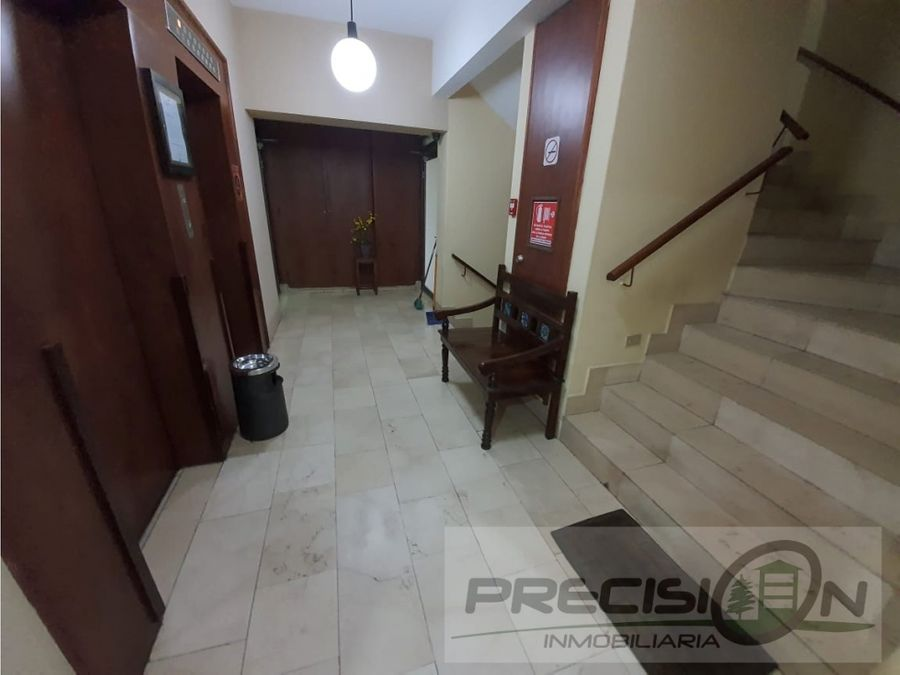 apartamento en alquiler zona 10 edificio santa clara