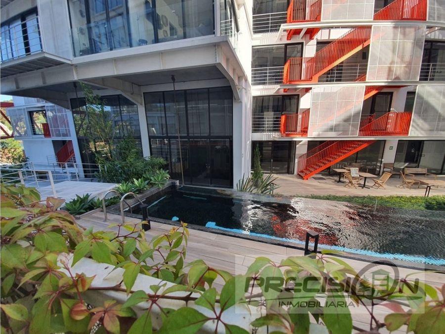 apartamento en venta zona 16 edificio shift