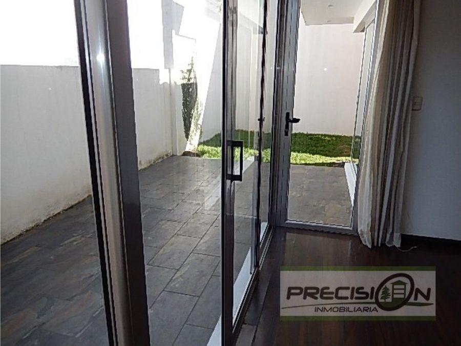 apartamento en venta en caledonia zona 16