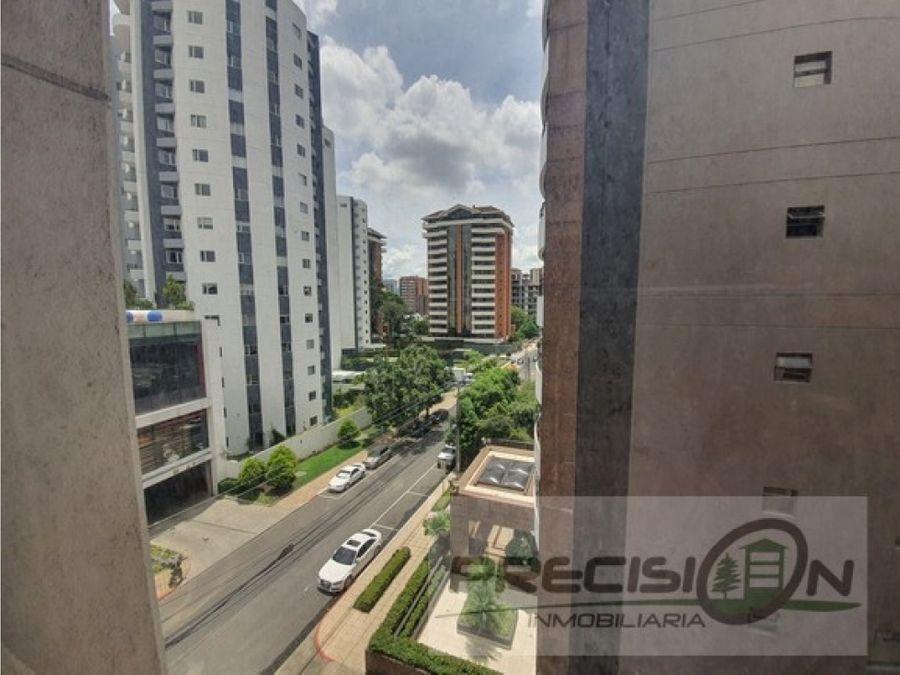 apartamento en alquiler zona 14 edificio versalles