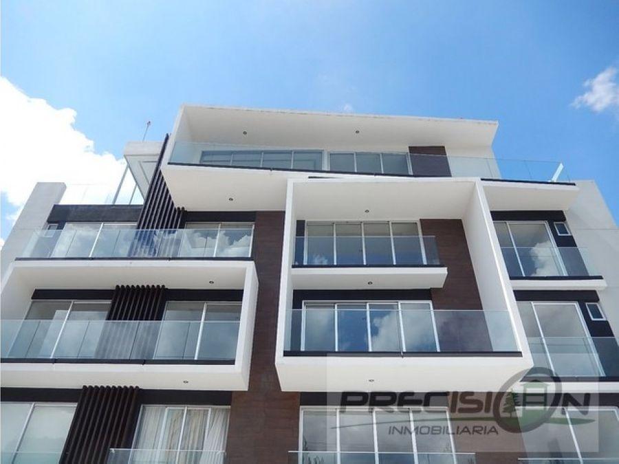 apartamento en venta zona 15 edificio brickell
