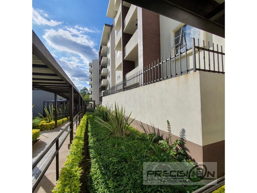 apartamento en venta zona 13 condominio vertical