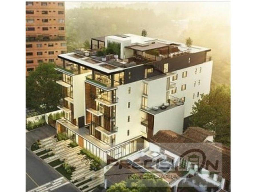 apartamento amueblado alquiler zona 15 edificio silento